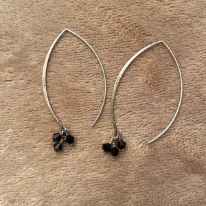 Silpada Sterling Threader Earrings